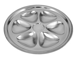 Stainless Steel Oyster Plate