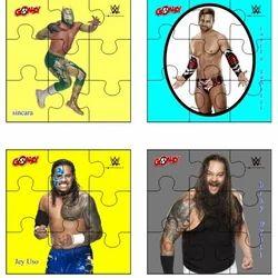 Goalzy WWE Jigsaw Puzzle