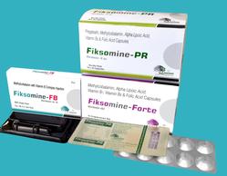 Methylcobalamin 1500mcg  Vit. B1 100mg   Vit. B6 100mg  Niacinamide 100mg   D-Panthenol 50mg , Each