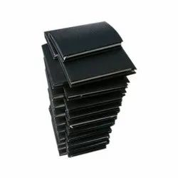 Black Rexine ATM Card Holder, Packaging Type: Packet
