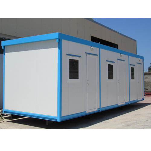 Porta Cabins Portable Cabins Manufacturer From Greater Noida