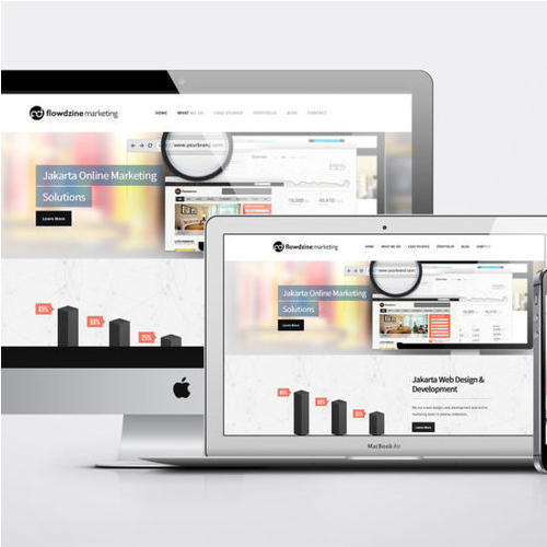 1-2 Days E-Commerce Enabled Online Shopping Website Development Service