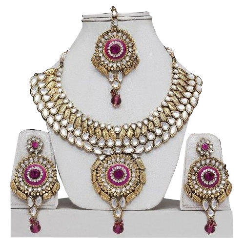 a7f0ceaa10 Artificial Jewelry Set at Rs 1499 /piece | Sector 29 | Jaipur | ID ...