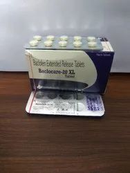 Baclofen Xl 20mg Tablets(baclocare Xl 20)