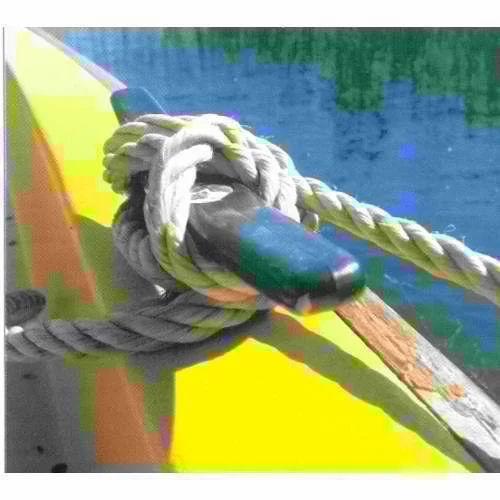 Maxi Ropes - 4 Strand Marina Maxi Ropes Manufacturer from Mumbai