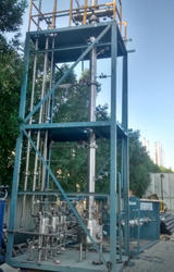 Pilot Distillation System