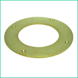 Trim Ring For Flue Pipe (brass)