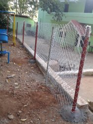 GI Chain Link Fencing Services