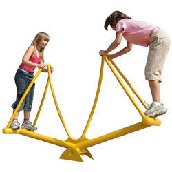 Hopping See Saw