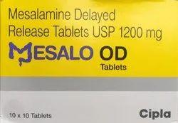 Mesalo OD (Mesalamine) Tablet