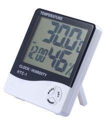 Digital Humidity Indicator Clock