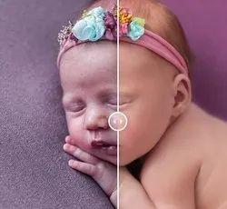 New Born Baby Photo Editing Service