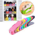 Shoes Organizer Space-Saving Plastic Storage 1 pcs(9143)