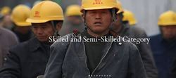Semi Skilled Category Services