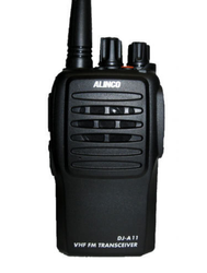 DJ-A11 VHF Alinco Walkie Talkie