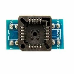 PLCC20 to DIP20 BIOS Programmer Adapter Socket