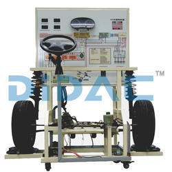 Electric Power Steering System Training Bench