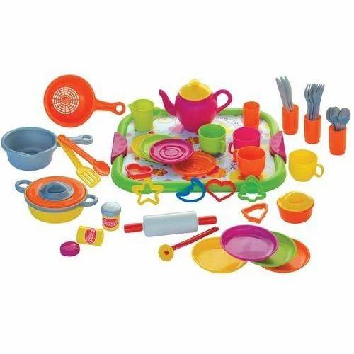 Balaji Toy Kitchen Set Rs 193 Set Balaji Enterprise Id 19080484662