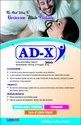 AD X (Levocarnitine,Vitamin E, Methylcobalamin & Enzogenol Tablet)