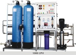 FRP Industrial RO Plant, 150 LPH To 15000 LPH