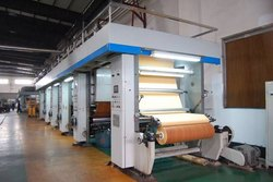 reel to reel Paper Printing Machine, Automation Grade: Automatic