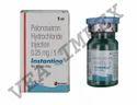 Instantino(Palonosetron Hydrochloride Injection)