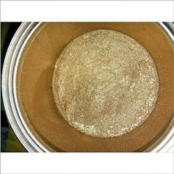 Eckart - Tucker Gold Powder for Textile Printing A025, Packaging Type: Drums & Cartons