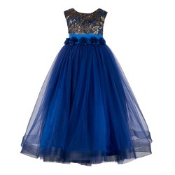 New Trend in Fashion Dress for Kids, Size: 2-3 to 11-12 Years