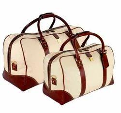 Buffalo Leather Traveling Bags