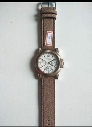 Leather Strap Watches For Ladies