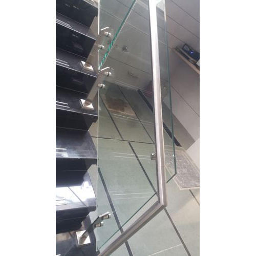 SS Railing - SS Glass Staircase Railing Manufacturer from ...