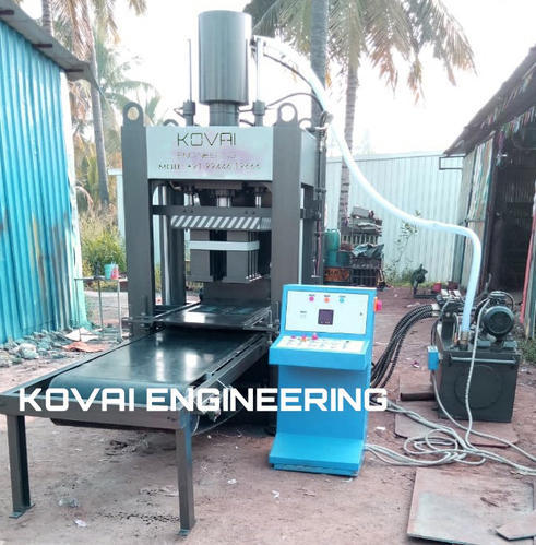 Kovai Fly Ash Brick Making Machine