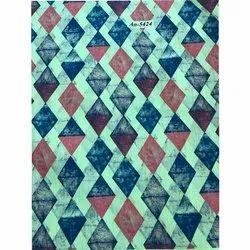 Geometrical Design Digital Print Fabric