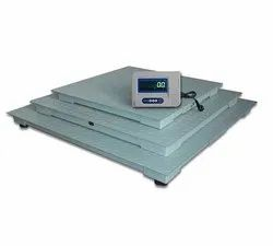 Heavy Duty Platform Floor Scale
