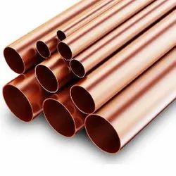 UNS N0O2200, NO2201 Copper & Nickel Alloys Pipe, Single Piece Length: 3 meter