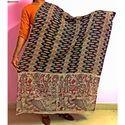 Cotton Kalamkari Dupatta Tye And Dye Ikkat