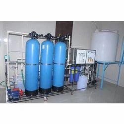 750 LPH FRP Reverse Osmosis Plants