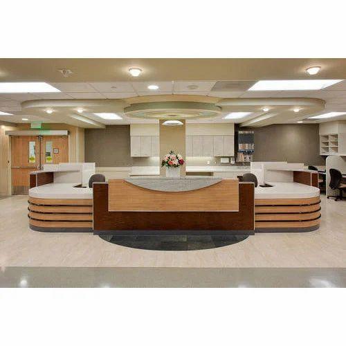 Hospital Reception Furniture Set