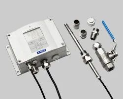 Moisture and Temperature Transmitter for Transformer Oils
