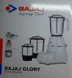 Glory Bajaj Mixer, Number Of Jars: 3