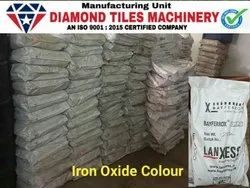 IRON OXIDE COLOUR