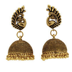 Gold Plating Earrings