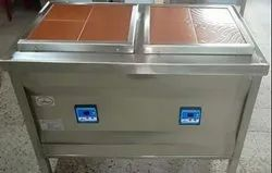 Induction Bulk Cooking Twin Zone