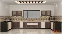Plywood Modular Kitchen Service