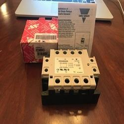 3 Phase Solid State Relay India