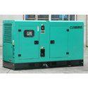 35 Kva 60 Hz Cummins Portable Diesel Generator, 415 V