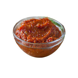 50 g Red Chilli Paste, Packaging: Packet