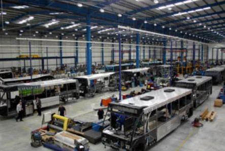 Bus Body Building | Sakthi Body Works | Service Provider in
