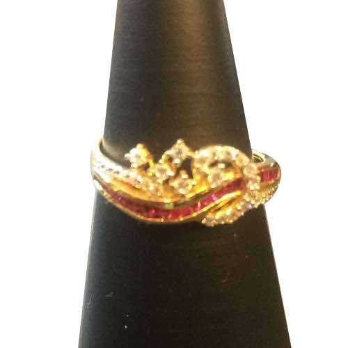 5abc3934553710 Partywear Ladies Fancy Gold Ring, Rs 4000 /gram, Abhay Narayan ...