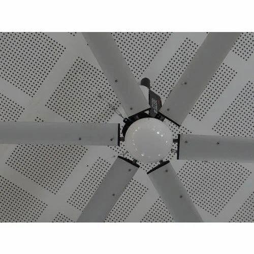 Hvls ceiling fan hvls fan ultratech air solutions hyderabad id hvls ceiling fan aloadofball Images